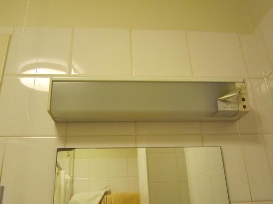 Abbots Mead Hotel: Fixtures and fittings