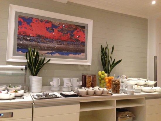 Radisson Blu Hotel, Klaipeda: Breakfast
