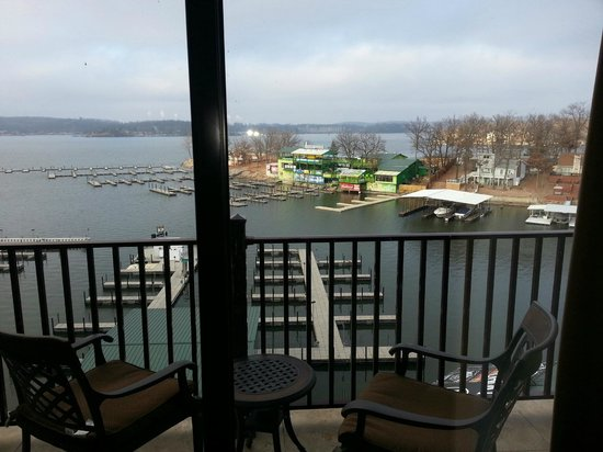 Camden on the Lake Resort: Our view