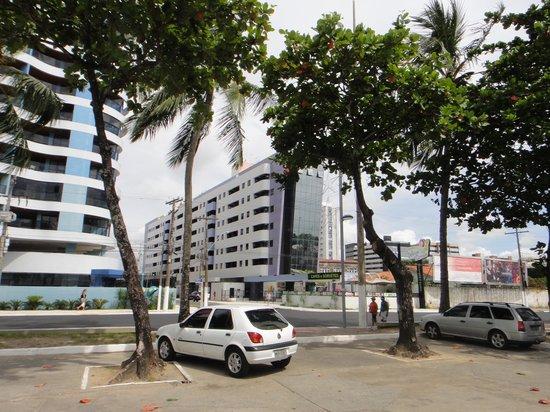 Neo Maceio Apartamentos por Temporada: Pertinho da praia