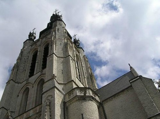 Sint-Maartenskerk Saint Martin's Church Iglesia St. Martin Courtrai Cortrique