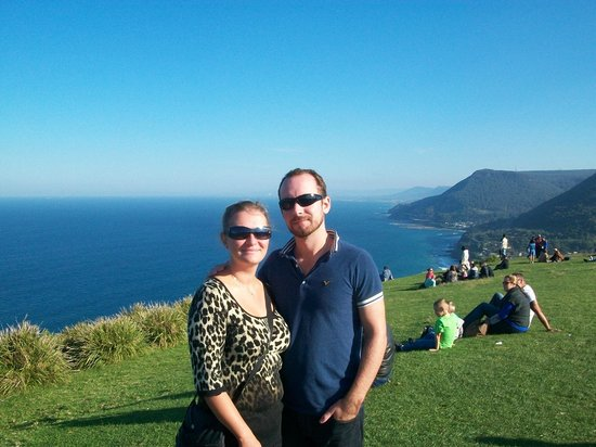 Bald Hill Lookout & Hang Gliding Spot: great on a clear sunny day