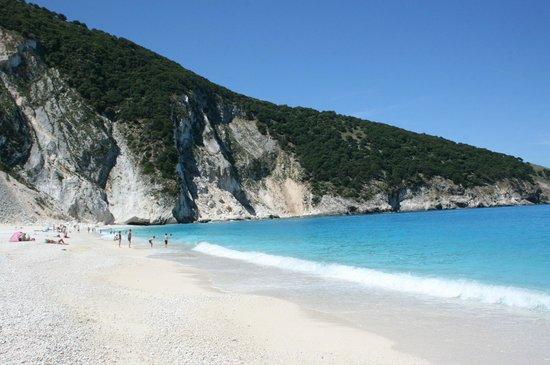 Kefalonia, Griechenland: lekker rustig midden juni