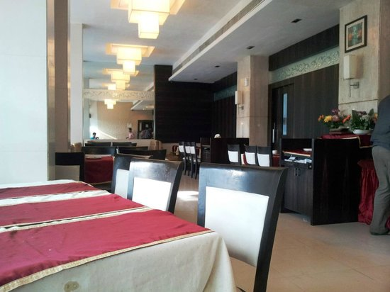 The Caliph: dinning area