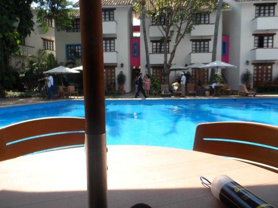 Hotel Villablanca Huatulco : alberca