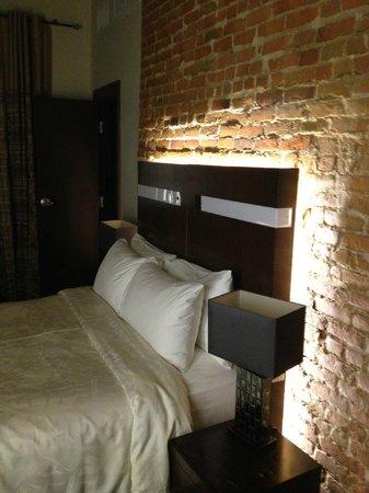 Hotel Sainte-Anne : Chambre