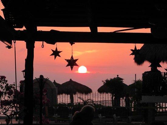 Vallarta Torre: Vue du restaurant