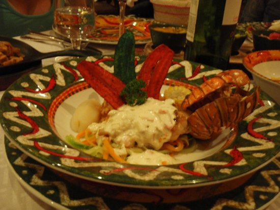 Barcelo Bavaro Beach - Adults Only: comida restaurante mejicano