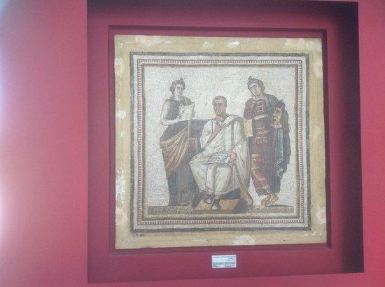Musée National du Bardo : Virgilio e le Muse
