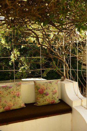 Akademie Street Boutique Hotel and Guest House: private garden