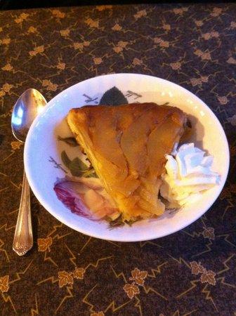 Simple Simon: Pear pie Tarte aux poires