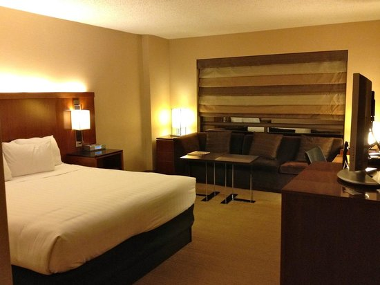 Hyatt Regency Crystal City at Reagan National Airport : Standard King room
