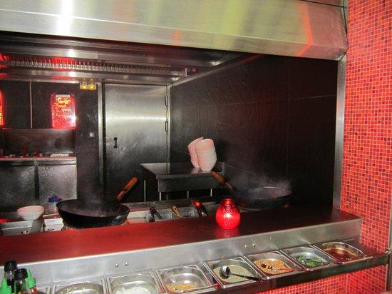 Rue Tendance : Cuisine au wok