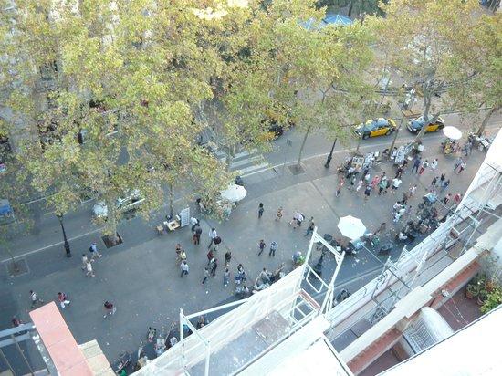Hotel Ramblas Barcelona : Las Ramblas