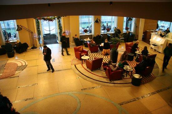 The Midland: Lobby