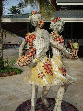 Barcelo Bavaro Beach - Adults Only: decoracion