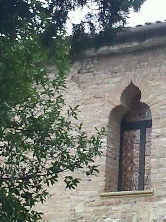 Casa del Petrarca: guardare il giardino dalla finestra dello studio è un'aspirazione possibile, e perchè no?