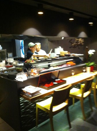 Cuisine photo de naka avignon tripadvisor for Restaurant naka avignon