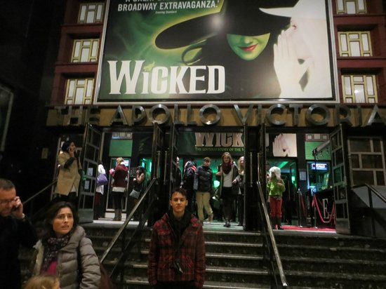 Wicked the Musical: 2