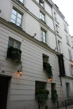 Hotel Verneuil Saint-Germain: hotel