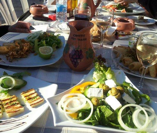 Isaac Tavern : Fantastic food