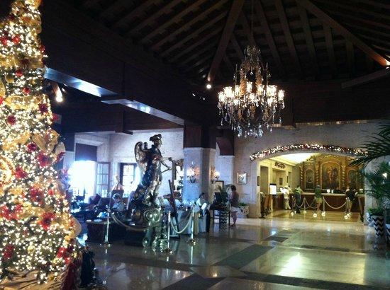 Pueblo Bonito Sunset Beach Golf & Spa Resort: Lobby