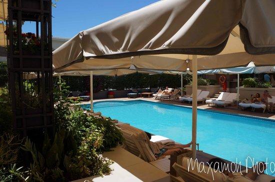 Cape Grace: Main Pool