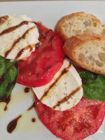 Surdyk's Flights: Caprese Salad at its best!