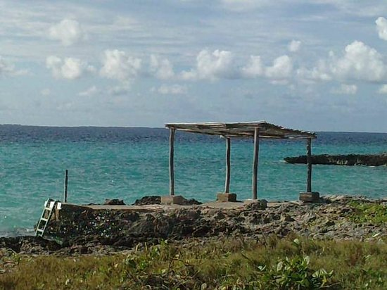 Ivette and Ronel's Casa Particular: One of the diving sites