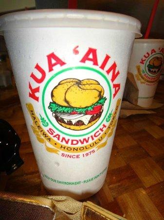 Kua Aina Sandwich: kua aina