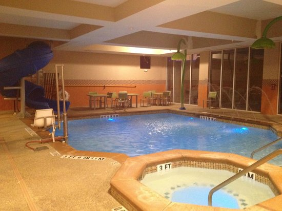 Holiday Inn Amarillo West Medical Center : Pool