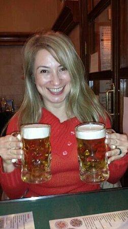 Los Toneles: cerveza en stereo, jajajs
