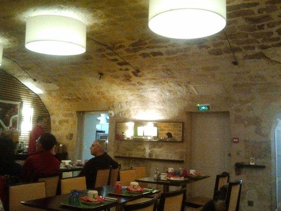 Best Western Hotel Folkestone Opera : Folkestone Opera, Breakfast Room