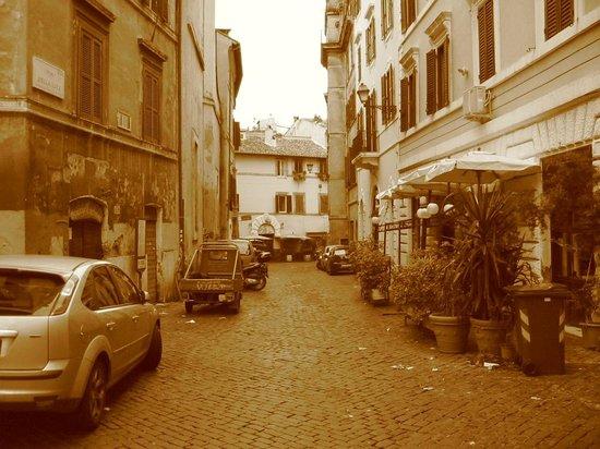 Residenza Arco dei Tolomei: Trastevere