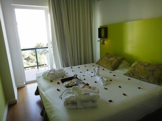 Saboia Estoril Hotel : Chambre