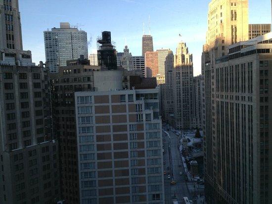 St. Jane Hotel : vistas desde la planta 22