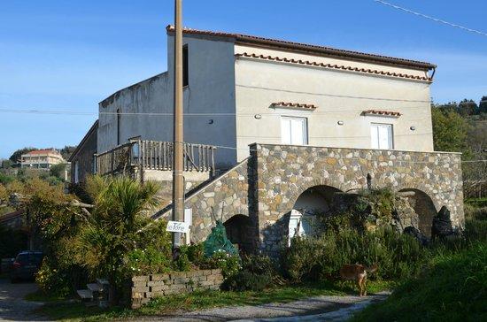 Agriturismo Le Tore : Main guest building