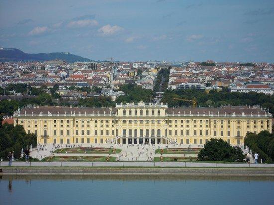 Schloss Schönbrunn: Дворец