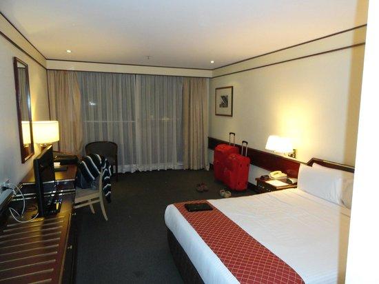 Aspire Hotel Sydney: Habitacion