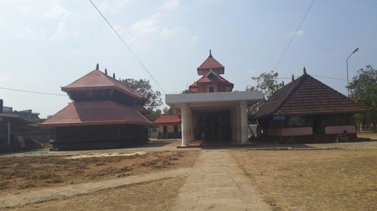 Wayanad District, India: Pulpally seethadevi temple