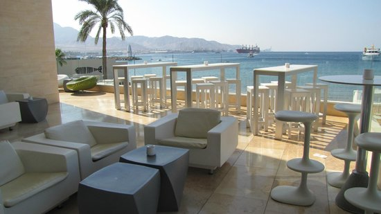 Kempinski Hotel Aqaba Red Sea: Baren