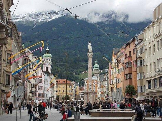 Sporthotel Schieferle : Centro de Innsbruck