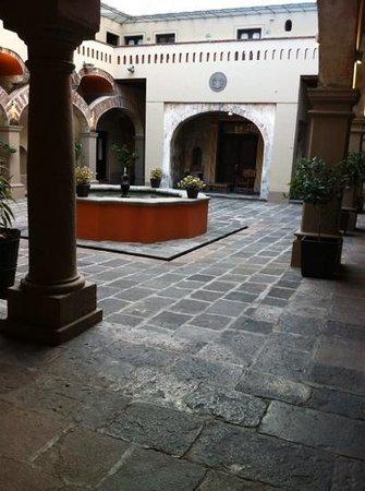 Quinta Real Puebla : Segunda Fuente