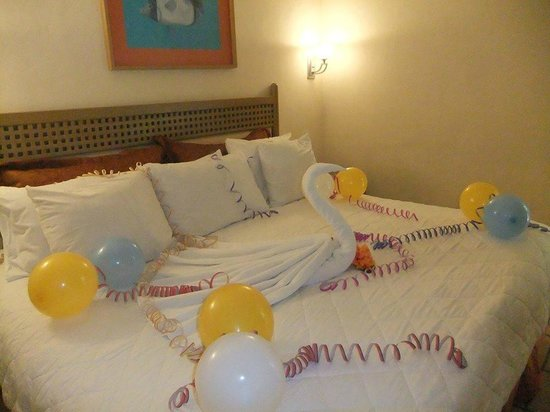 Crown Paradise Golden Resort Puerto Vallarta : Beautiful rooms.