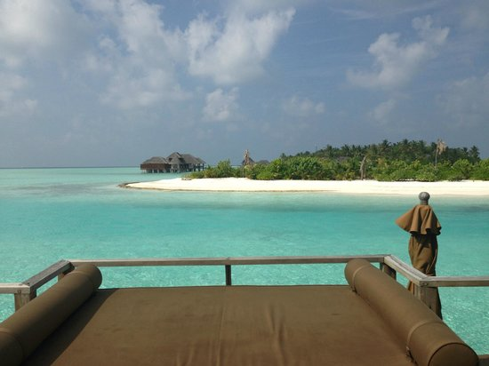 Anantara Veli Maldives Resort: room view