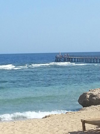 Siva Port Ghalib : beach