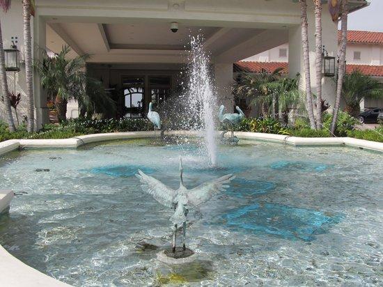 Park Hyatt Aviara Resort: Fountain