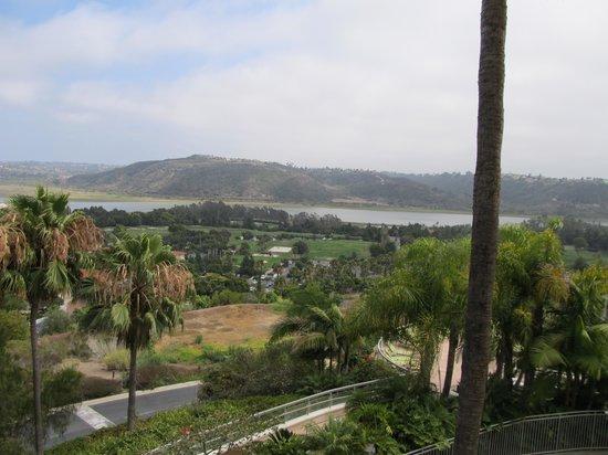 Park Hyatt Aviara Resort: View from room