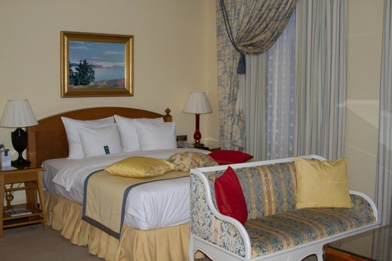 Hotel Kamp: Bed