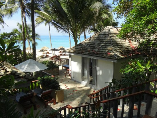 The Surin Phuket: Unser Bungalow 344